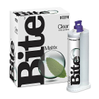 Bite, VPS Registration Material - Clear 2 x 48 ml Cartridges & 10 Mixing Tips