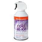 Cold as Ice Endo Spray, 10 oz. Can. Perfect for on the spot testing of pulp