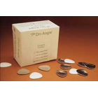 Dri-Angle with Silver - Large Cotton Roll Substitute, Box of 320 cotton roll substitutes