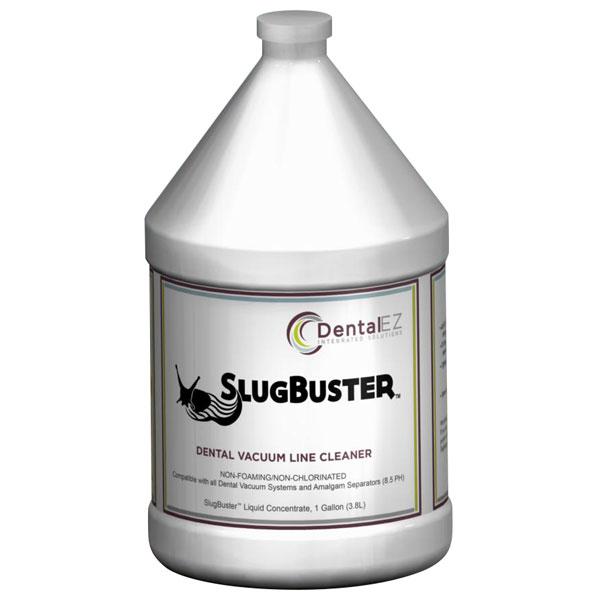 Slugbuster Dental Vacuum Line Cleaner Liquid 1 Gallon