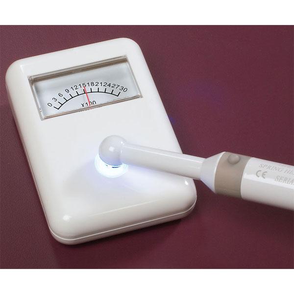 Light Intensity Meter : Litex intensity light meter up to mw cm easy read