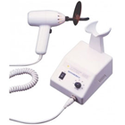 Litex 680A Curing Light: 75 watt Halogen Lamp, Gun Type. 9 mm Standard Probe
