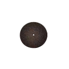 Dentaurum Grinding Disc, 34 x 3.0 mm 25/Pack. For Metal grinding, recommended
