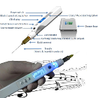 EZ Flow Painless Handheld Anesthesia Delivery System. Uses standard ampule and needle - no
