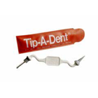 Tip-A-Dent Interdental Cleaner - Double-Ended Instrument with Gum Massager on