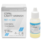 Master-Dent Varnish with anti-microbial and anti-viral properties. 1/2 oz