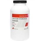 Master-Dent Calcium Hydroxide Powder - 1 lb (454gm) jar