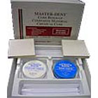 Master-Dent Core Build-Up Material Blue Kit - Self-Cure (Chemical Cure)