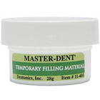 Master-Dent Temporary Filling Material, Self-Cure (Saliva activated), Contains
