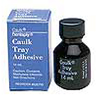 Caulk Tray Adhesive, 14 mL Bottle. #626155