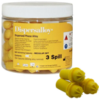 Dispersalloy Regular Set Triple Spill (800 mg), 50 Capsules/Pack. Silver/Copper