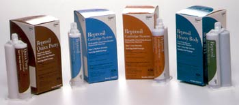 Reprosil Cartridge System - Regular Body, 4-pack