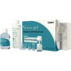 Visco-gel Tissue Conditioner and Temporary Soft Liner, Complete Kit: 120 Gm. Powder, 90 mL Liquid