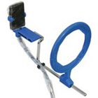 XCP XCP/BAI Anterior Arm - Blue Prongs, #54-0857. Arms and Rings work