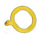 XCP XCP/BAI Posterior Aiming Ring - Yellow, #54-0860. Arms and Rings work