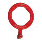 XCP-DS Bitewing Aiming Ring - Red, replacement pa