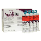Aquasil Ultra Monophase (Purple) Regular set, 4 - 50 mL Cartridges and 12