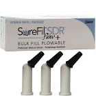 SureFil SDR Flow + Bulk Fill Flowable - A2 Shade, Compula Tips
