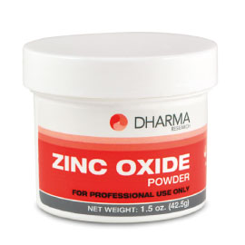 Dharma Zinc Oxide Powder, 1.5 oz. Bottle