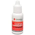 Dharma Self-Cure Cavity Varnish with Fluoride, 1/2 oz. Dropper Bottle. Protects