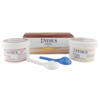 Enthus Putty - FAST Set, Base & Catalyst. VPS Impression Material, Super