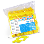 Ionite Dual Arch Fluoride Trays - SMALL, Yellow 100/Pk. Convenient