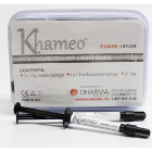 Khameo Light Cure Pit & Fissure Sealant, OPAQUE shade sealant kit with etch
