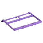 PractiPal Instrument Clamp - Lilac, Single Replacement Clamp