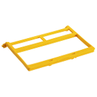 PractiPal Instrument Clamp - Yellow, Single Replacement Clamp