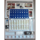 DirectCrown(R) Adult Crown Kit - 112 Adult Crown Shells (Translucent), Powder & Liquid, Mixing