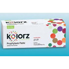 Kolorz Coarse Grit Triple Mint Flavored Prophy Paste with Xylitol