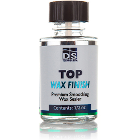 Top Wax Finish, 15 ml bottle with brush (1/2 oz). A premium smoothing wax