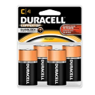 DURACELL Battery, Alkaline, Size C, 72 per case (UPC# 13848)