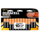 DURACELL Battery, Alkaline, Size AA, Doublewide, 240 per case (UPC# 00053)
