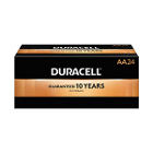 DURACELL Battery, Alkaline, Size AA, 144 per case (UPC# 51548)