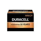 DURACELL Battery, Alkaline, Size AAA, 144 per case (UPC# 53048)