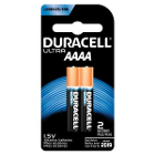 DURACELL Battery, Alkaline, Size AAAA, packaged as 2 packs, 6-2 packs per box