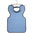 DUX Dental X-Ray Apron Lead Free Adult with Collar, Blue. *Special Order Item