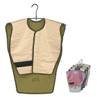 DUX Dental Adult panoramic beige vinyl X-Ray poncho Apron