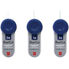 GingiBraid ShortCut 0E #0 fine braided yarn retraction cord with aluminum sulfate and epinephrine
