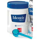 Identic Dust Free Alginate Regular Set - 1 lb Canister. Anti-microbial, Pink