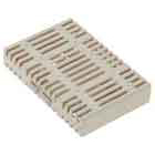 Steri-System Cassette AA, Shallow - High Heat, Beige - Stackable. Fits into