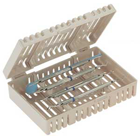 "Steri-System Cassette AB - Medium - High Heat, 7.5"" x 5.5"" x 2.25"""