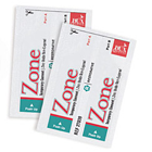 Zone Non-Eugenol Temporary Cement - Unit-Dose Pouches 25/Bx. Hard-setting, crystalline zinc oxide