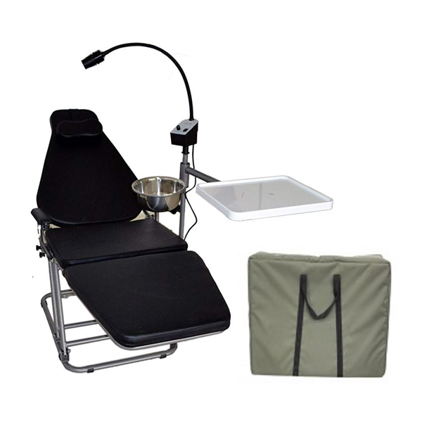 Surprising Dynamic Portable Patient Dental Chair Comes With A Carrying Pabps2019 Chair Design Images Pabps2019Com