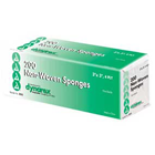 "Dynarex 3"" x 3"" 4-ply Non-Sterile Non-Woven Sponges, Case of 4000"
