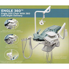 Engle 360 Package Includes: Engle 300 Dental Chair, E300 Auto Control Delivery
