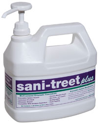 Sani-Treet Plus, Country Meadow Scent - Enzymatic