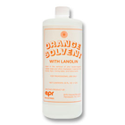 EPR Orange Solvent, 32 oz. Bottle. With lanolin. To remove zinc oxide-eugenol