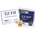 EZ-Fill Nickel-Titanium Kit: 4 Bi-Directional Spirals